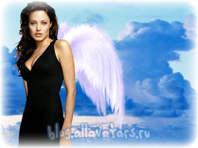 Крылья ангела для фотошопа v1